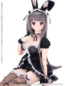 Kano Tsukiyo no Maid Usagi-san by AZONE International from Iris Collect Fashion Doll Pre-order Guide 7