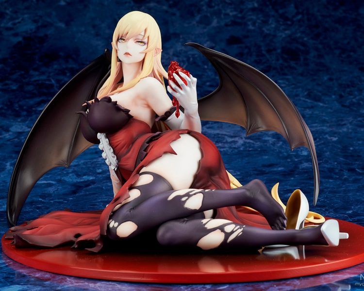 Kiss-Shot Acerola-Orion Heart-Under-Blade by BellFine from Kizumonogatari 6