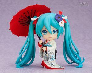Nendoroid Hatsune Miku Korin Kimono Ver. by Good Smile Company 1