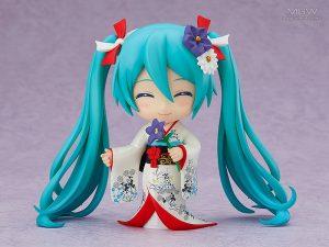 Nendoroid Hatsune Miku Korin Kimono Ver. by Good Smile Company 3