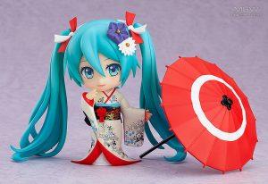 Nendoroid Hatsune Miku Korin Kimono Ver. by Good Smile Company 4