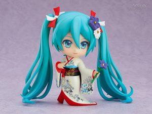 Nendoroid Hatsune Miku Korin Kimono Ver. by Good Smile Company 5