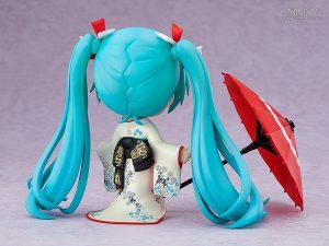 Nendoroid Hatsune Miku Korin Kimono Ver. by Good Smile Company 6