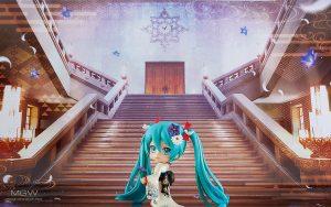 Nendoroid Hatsune Miku Korin Kimono Ver. by Good Smile Company 7