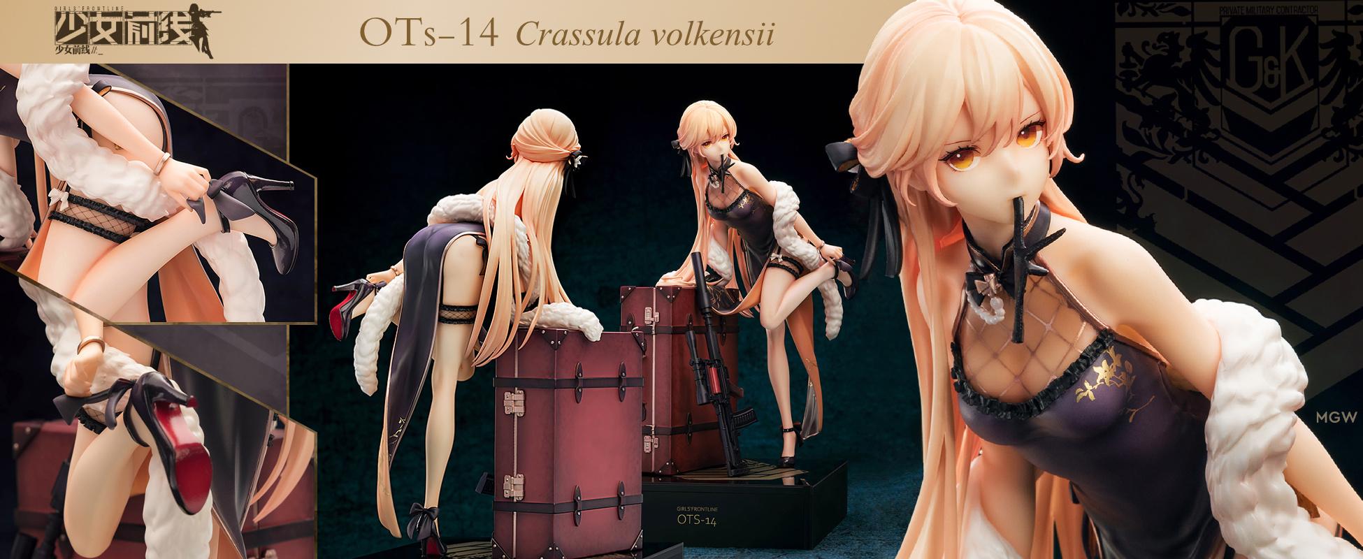OTs 14 Crassula volkensii by reverse studio from Girls Frontline