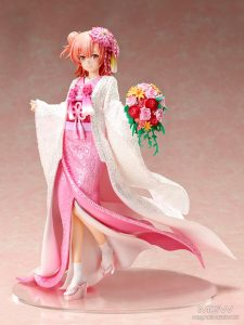 Yuigahama Yui White Kimono by FuRyu from My Youth Romantic Comedy is Wrong as I Expected 1