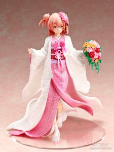 Yuigahama Yui White Kimono by FuRyu from My Youth Romantic Comedy is Wrong as I Expected 2