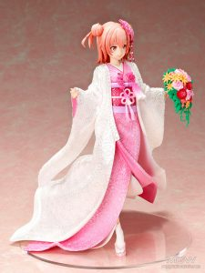 Yuigahama Yui White Kimono by FuRyu from My Youth Romantic Comedy is Wrong as I Expected 3