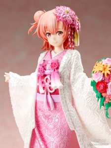 Yuigahama Yui White Kimono by FuRyu from My Youth Romantic Comedy is Wrong as I Expected 4