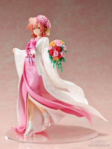 Yuigahama Yui White Kimono by FuRyu from My Youth Romantic Comedy is Wrong as I Expected 5