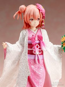 Yuigahama Yui White Kimono by FuRyu from My Youth Romantic Comedy is Wrong as I Expected 7