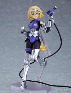 figma Jeanne d'Arc Racing Ver. by GOODSMILE RACING & TYPE MOON RACING from the Fate Series 1