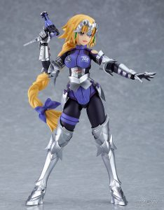 figma Jeanne d Arc Racing Ver. by GOODSMILE RACING & TYPE MOON RACING from the Fate Series 2