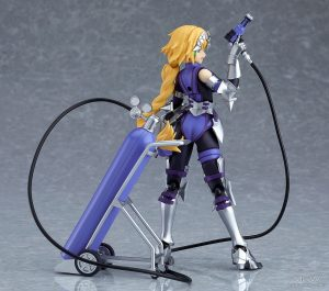 figma Jeanne d'Arc Racing Ver. by GOODSMILE RACING & TYPE MOON RACING from the Fate Series 3