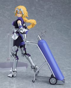 figma Jeanne d'Arc Racing Ver. by GOODSMILE RACING & TYPE MOON RACING from the Fate Series 4