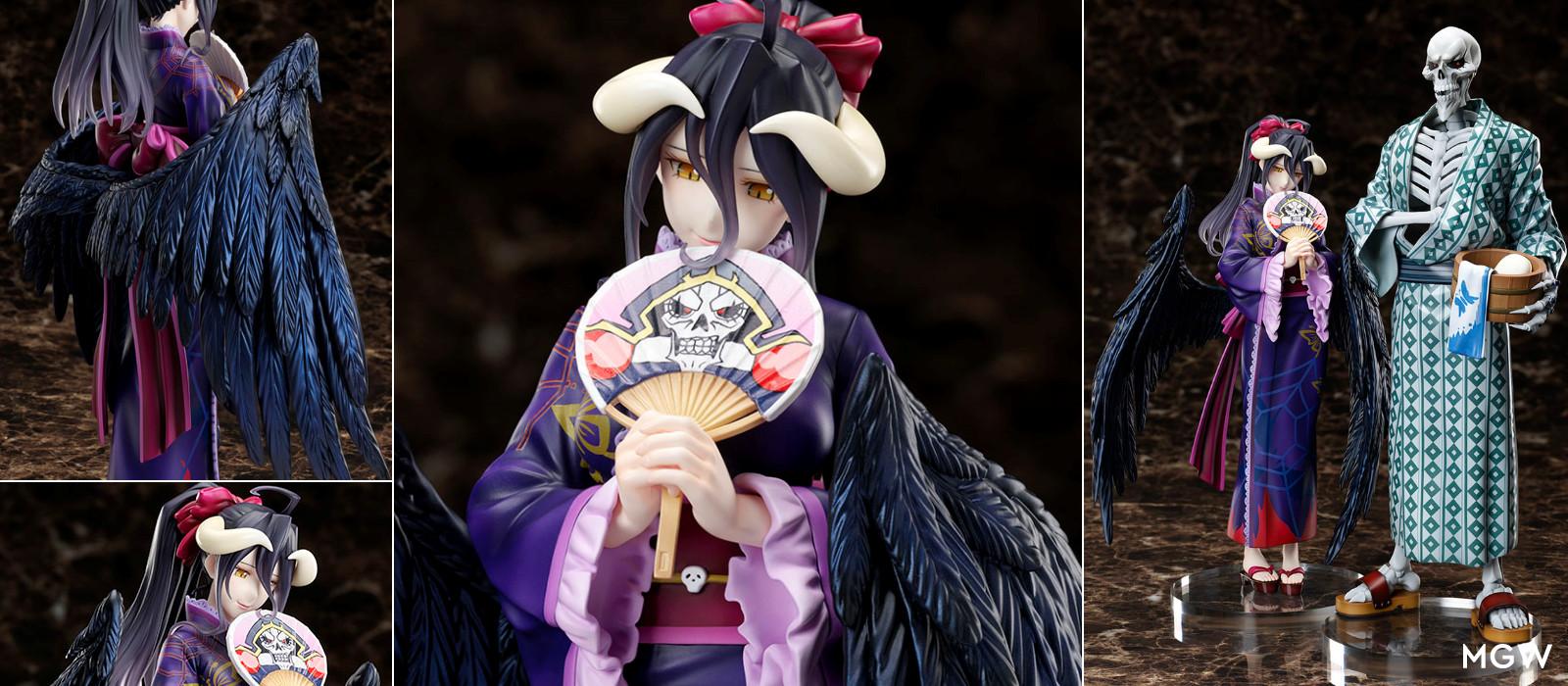 Albedo Yukata from Overlord by FuRyu