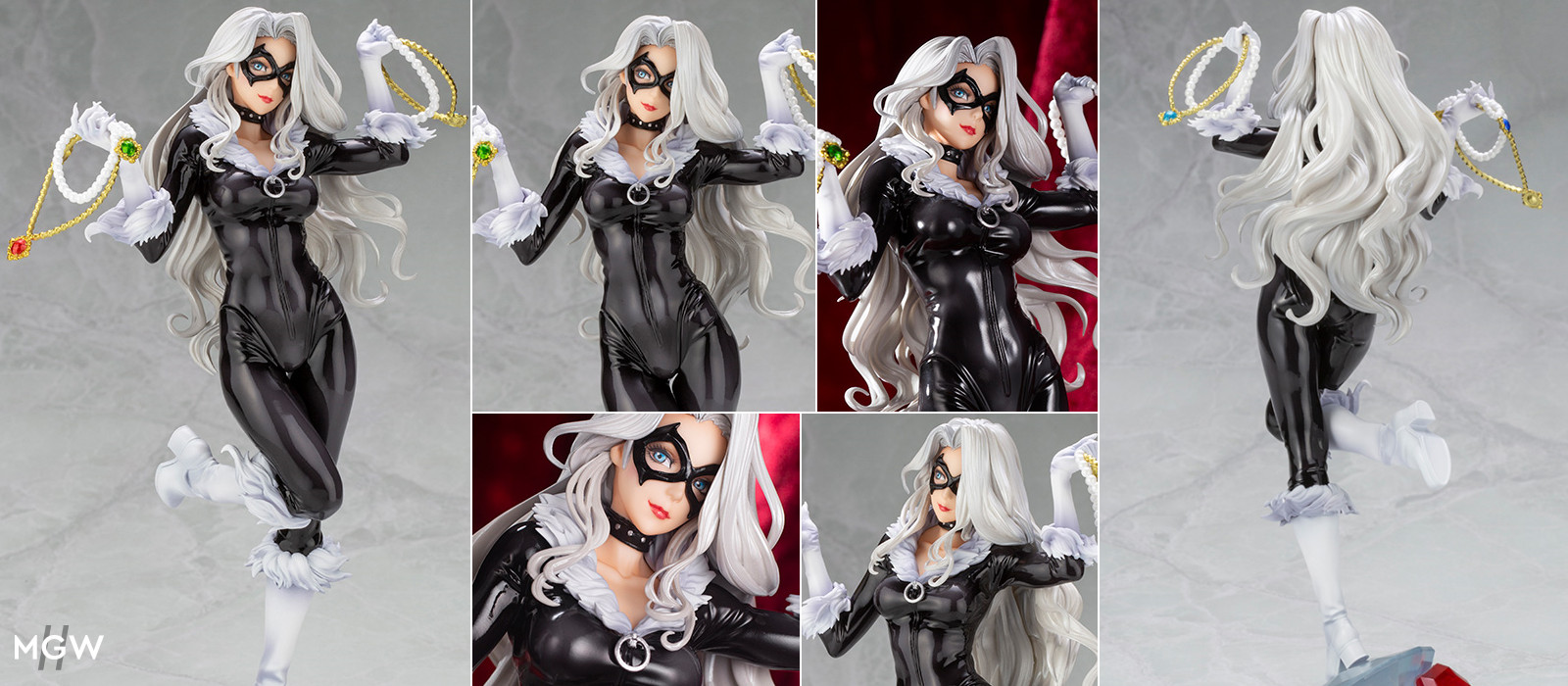 Black Cat Steals Your Heart by Kotobukiya from MARVEL Bishoujo