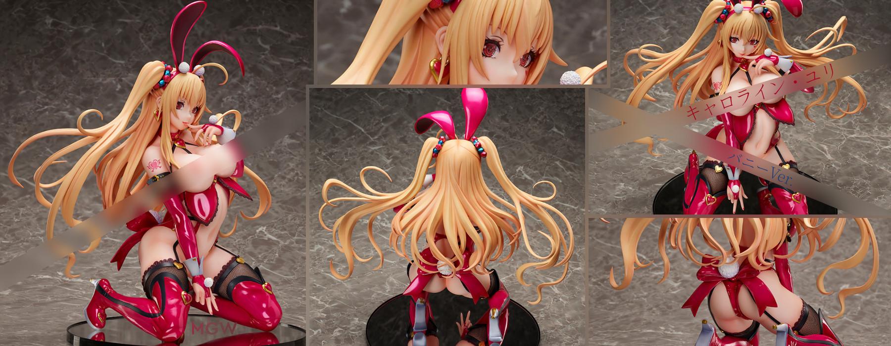 Caroline Yuri Bunny Ver. by BINDing from BINDing Creators Opinion MyGrailWatch Anime Figure Pre order Guide