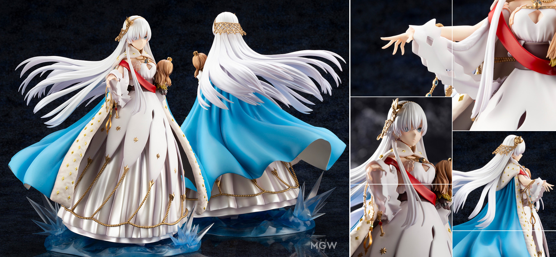 Caster/Anastasia by Kotobukiya from Fate/Grand Order MyGrailWatch Anime Figure Pre-order Guide