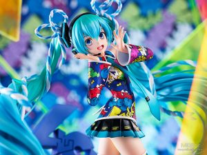 Hatsune Miku MIKU EXPO 5th Anniv. / Lucky☆Orb UTA X KASOKU Ver. by Good Smile Company 3