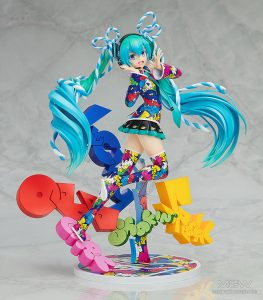 Hatsune Miku MIKU EXPO 5th Anniv. / Lucky☆Orb UTA X KASOKU Ver. by Good Smile Company 5