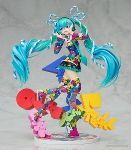Hatsune Miku MIKU EXPO 5th Anniv. / Lucky☆Orb UTA X KASOKU Ver. by Good Smile Company 6