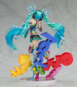 Hatsune Miku MIKU EXPO 5th Anniv. / Lucky☆Orb UTA X KASOKU Ver. by Good Smile Company 7