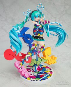 Hatsune Miku MIKU EXPO 5th Anniv. / Lucky☆Orb UTA X KASOKU Ver. by Good Smile Company 8