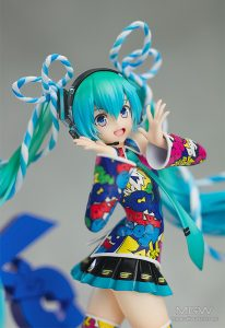 Hatsune Miku MIKU EXPO 5th Anniv. / Lucky☆Orb UTA X KASOKU Ver. by Good Smile Company 9