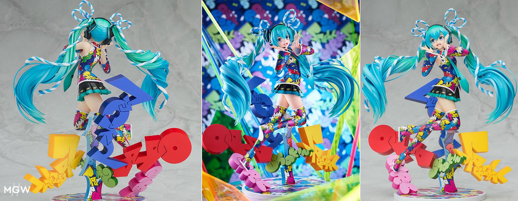 Hatsune Miku MIKU EXPO 5th Anniv. / Lucky☆Orb UTA X KASOKU Ver.