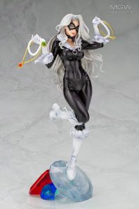 MARVEL Bishoujo Black Cat Steals Your Heart by Kotobukiya 1