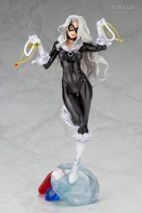 MARVEL Bishoujo Black Cat Steals Your Heart by Kotobukiya 2