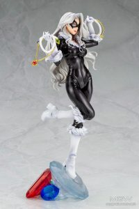 MARVEL Bishoujo Black Cat Steals Your Heart by Kotobukiya 6