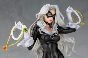 MARVEL Bishoujo Black Cat Steals Your Heart by Kotobukiya 7