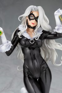 MARVEL Bishoujo Black Cat Steals Your Heart by Kotobukiya 8