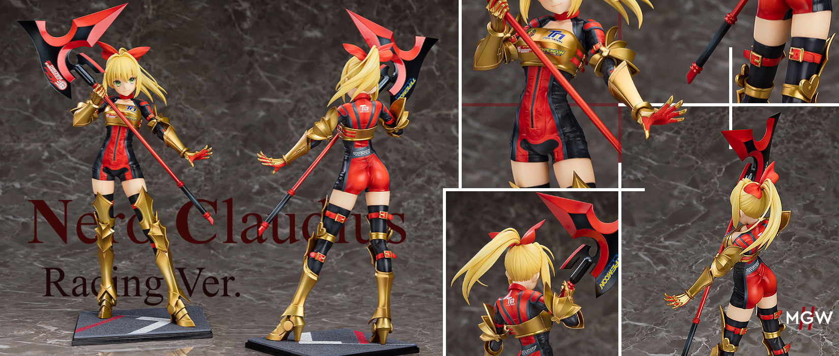 Nero Claudius Racing Ver. by GOODSMILE RACING TYPE MOON RACING