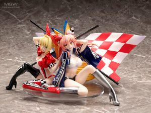 Nero Claudius & Tamamo no Mae TYPE-MOON Racing ver. by plusone & STRONGER from Fate/EXTRA MyGrailWatch Anime Figure Pre-order Guide 4