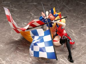 Nero Claudius & Tamamo no Mae TYPE-MOON Racing ver. by plusone & STRONGER from Fate/EXTRA MyGrailWatch Anime Figure Pre-order Guide 6