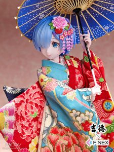 Yoshitoku × F:NEX Rem Japanese Doll from Re:ZERO Starting Life in Another World 4