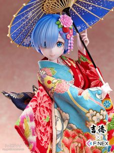 Yoshitoku × F:NEX Rem Japanese Doll from Re:ZERO Starting Life in Another World 5