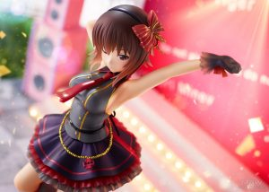 DreamTech Nishizumi Maho Idol style from GIRLS und PANZER 9