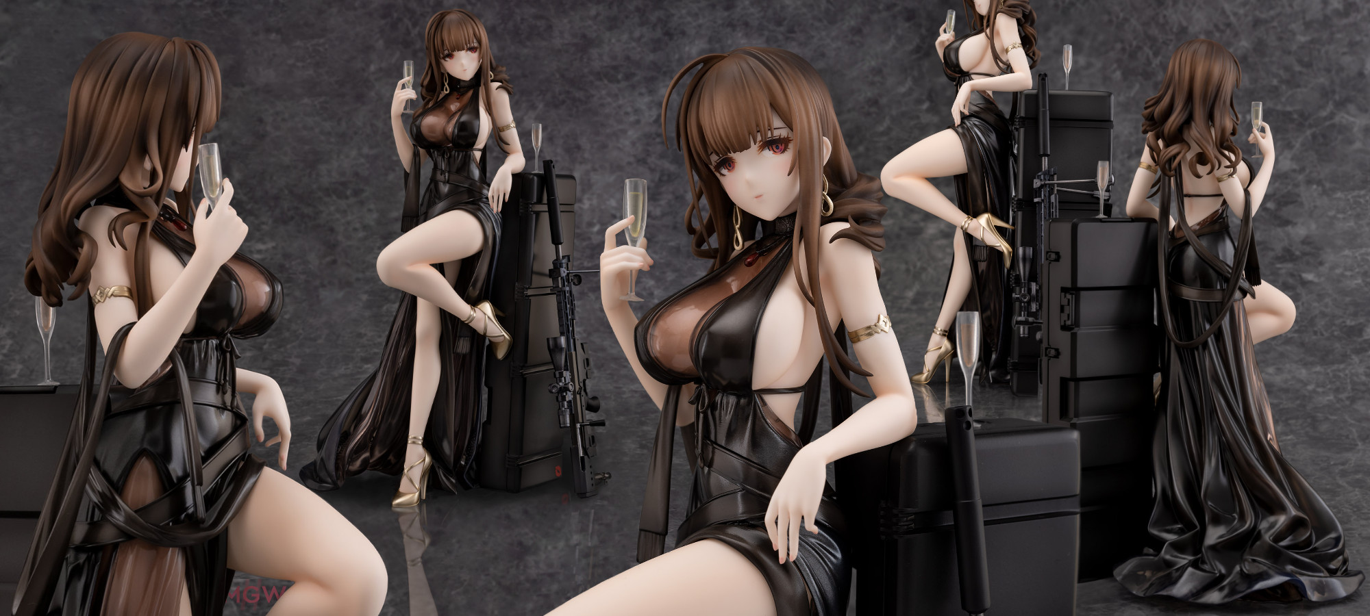 Gd DSR 50 Best Offer Ver. by Wonderful Works from Girls Frontline