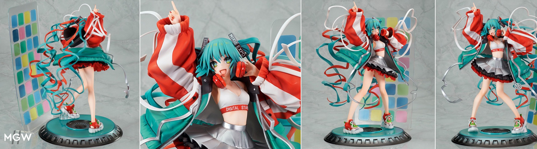 Hatsune Miku MIKU EXPO Digital Stars 2020 ver. DX by HOBBY STOCK with illustration by Wada Arco