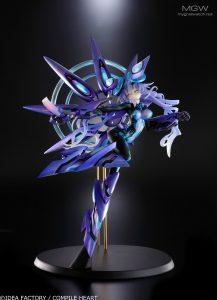 Hyperdimension Neptunia VII Next Purple by VERTEX 1