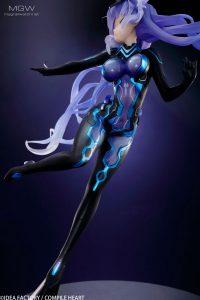 Hyperdimension Neptunia VII Next Purple by VERTEX 14