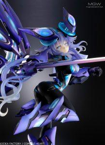 Hyperdimension Neptunia VII Next Purple by VERTEX 2