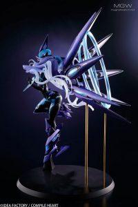 Hyperdimension Neptunia VII Next Purple by VERTEX 3