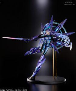 Hyperdimension Neptunia VII Next Purple by VERTEX 6