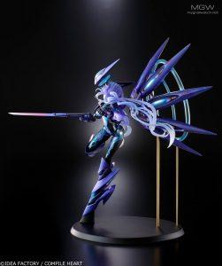 Hyperdimension Neptunia VII Next Purple by VERTEX 8