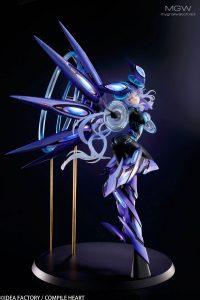 Hyperdimension Neptunia VII Next Purple by VERTEX 9